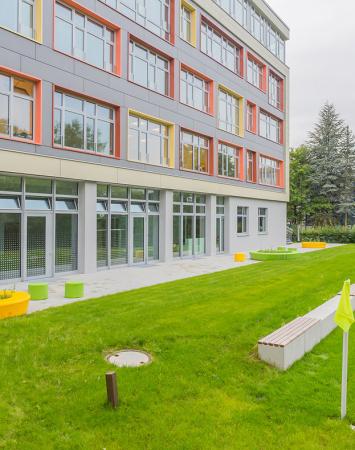 Inklusive Grundschule der Stiftung ICP München