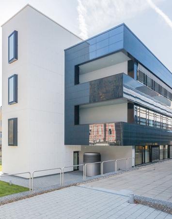 Verwaltungsgebäude STO Stühlingen