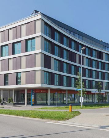 Wohn- und Geschäftshaus Q.West Ingolstadt